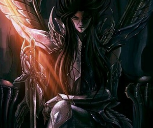 Saint Seiya, anime, and hades image