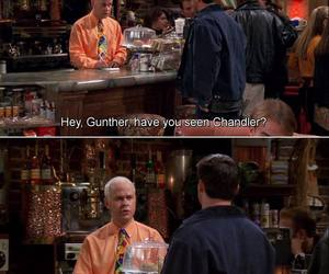 90s, chandler, and hilarious image