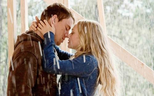 love, dear john, and kiss image
