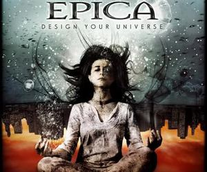 Epica, design your universe, and symfonic image