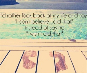 quote, life, and wish image