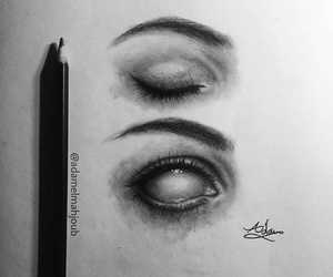 pencil, perfect, and zombie image