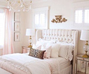 bedroom, home, and apartment image