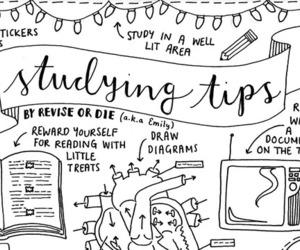 tips and studyblr image