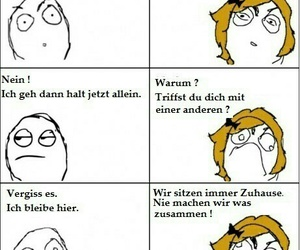funny and german image