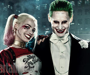 harley quinn, suicide squad, and jared leto image
