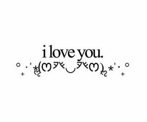 iloveyou and quote image