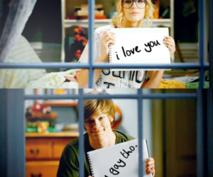 Taylor Swift and lucas till image