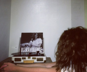 curly hair, music, and goddess image