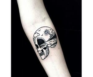 beauty, playa, and tattoo image