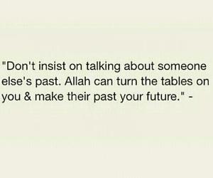allah, future, and islam image
