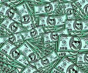 money, wallpaper, and background image