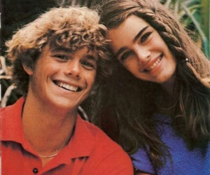 brooke shields, the blue lagoon, and love image