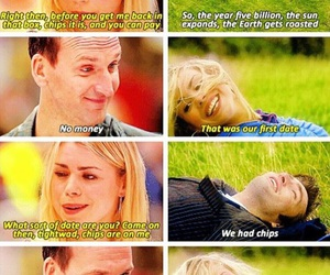 doctor who, rose tyler, and tumblr image