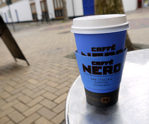 coffee and caffe nero image