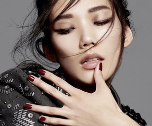tao okamoto, japanese model, and asian model image