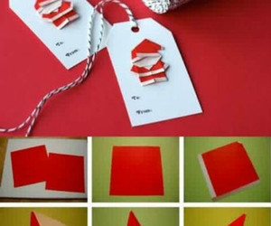 diy, christmas, and santa image