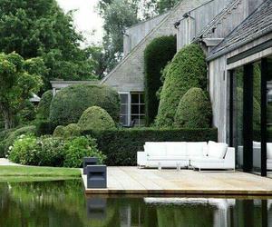 architecture, deck, and decor image