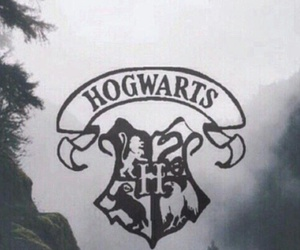 hogwarts, harry potter, and wallpaper image