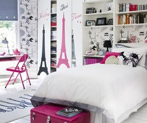 bedroom and france image