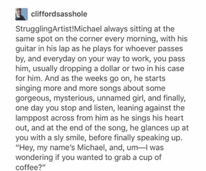 Clifford, imagine, and michael image