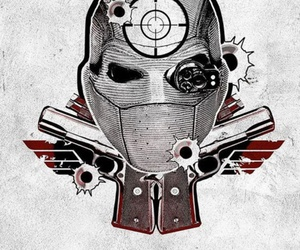 suicide squad and deadshot image