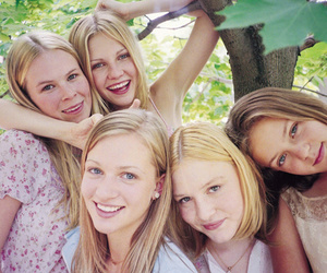 the virgin suicides, virgin suicides, and Kirsten Dunst image