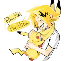 pikachu, boku no hero academia, and my hero academia image