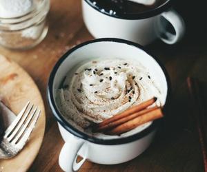 coffee, Cinnamon, and winter image