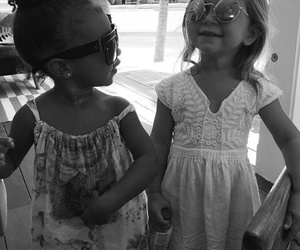 north west, penelope disick, and friends image