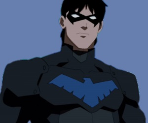 nightwing and dickgrayson image