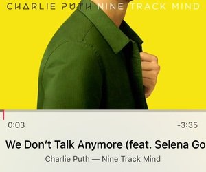 music, charlie puth, and nine track mind image