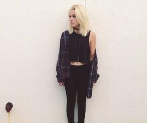 grunge, bea miller, and black image