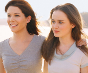 beauty, Lauren Graham, and rory gilmore image