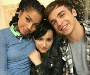 scream, audrey jensen, and bex taylor-klaus image