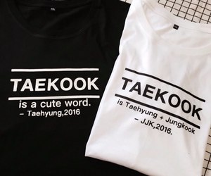 bts, taekook, and aesthetic image