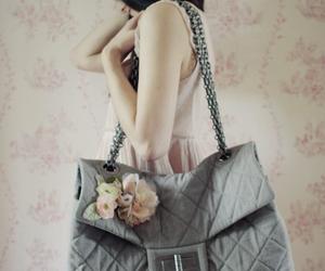 bag, pretty, and purse image