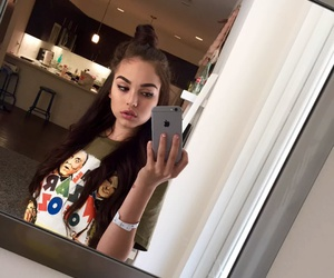 girl, maggie lindemann, and style image
