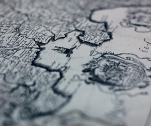 art, british, and map image