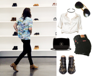 fashion, Harry Styles, and imagine image