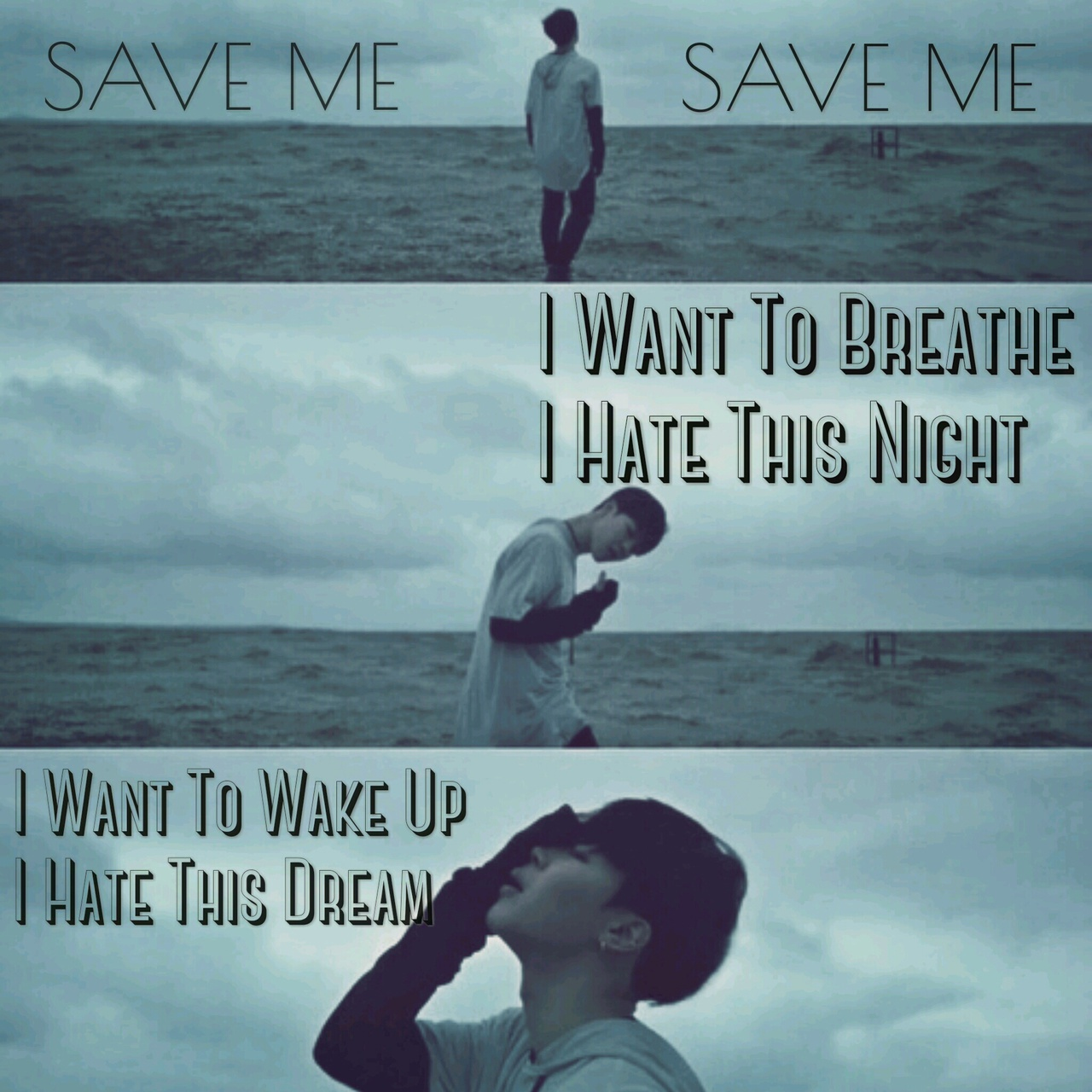 bts save me lyrics shared by sara on we heart it