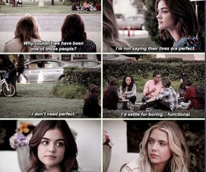 hanna, aria, and wanted dead or alive image