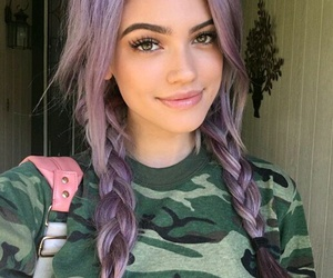army, beauty, and beautifulgirl image