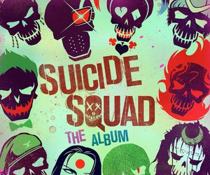 suicide squad, joker, and movie image