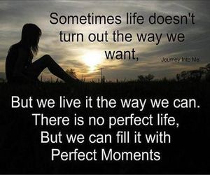 life, we can, and perfect life image