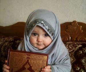 islam, quran, and baby image
