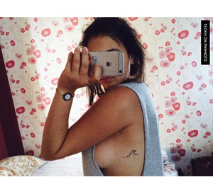 body, girl, and ink image