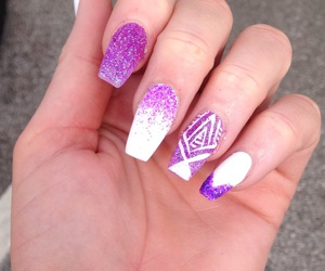 beautiful, nail, and nail art image