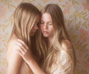 blonde, girl, and blondes image