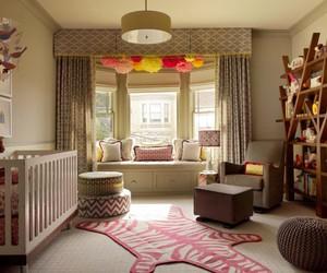 bedroom and nursery image